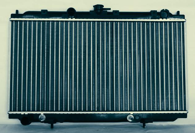 Замена радиатора охлаждения Ниссан