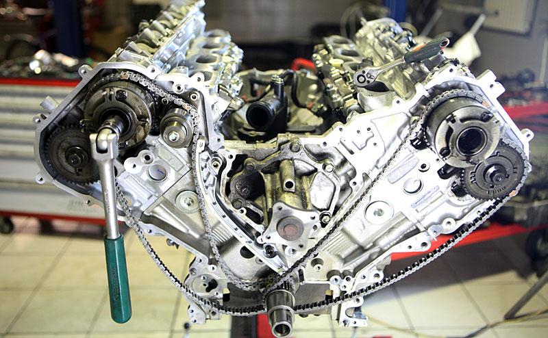 ремонт двигателя ниссан