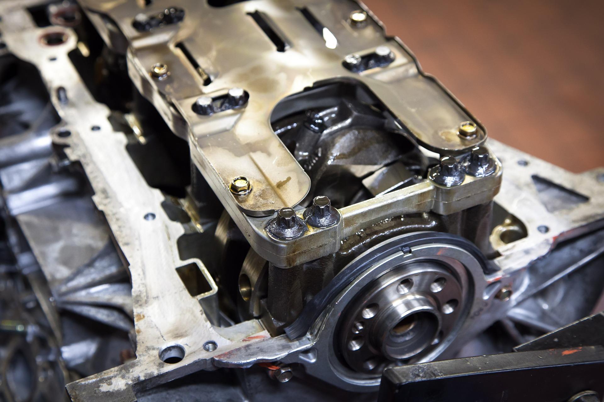 ремонт перегретого двигателя Ниссан